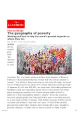Free exchange_ The geography of poverty _ The Economist