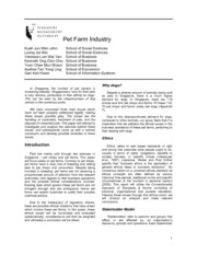 bgs final report_pet farms