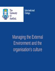week 3 Managing the external Environment and organisation's culture.pdf