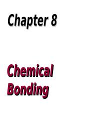 Baigiang- Chemistry The Central Science- Ch08.PPT