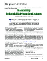 Maintaining.Industrial.Refrigetation.Systems