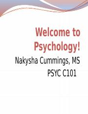 Power Point Ch 1 What is Psychology.pptx