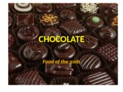 Lecture 12. CHOCOLATE.ppt
