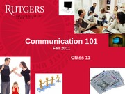 Communication Class 11
