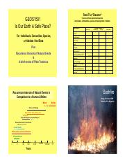 GEOL1501_Topic8_Lecture1_Is Our Earth A Safe Place.pdf