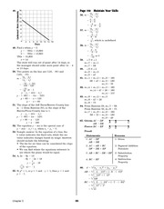 Pre-Calculus Homework Solutions 64