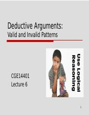 CGE14401 - Lecture 6 (Valid and Invalid Patterns).pptx