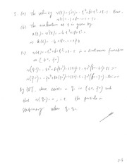 MATH 111 Fall 2012 Tutorial 4 Solutions