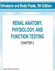 Urinalysis And Body Fluids 5th Edition Pdf