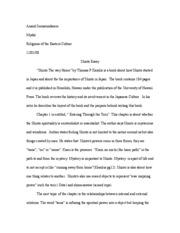 shinto essay