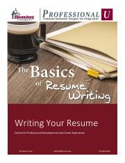 Writing Your Resume Toolkit.pdf