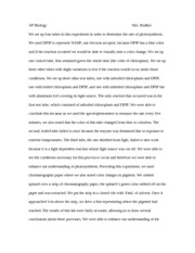 How do i write a conclusion to an AP DBQ paper?