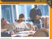 MSL202_L06b_Effective_Writing0