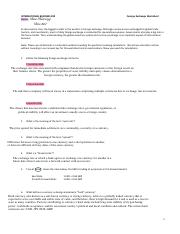 Foreign Exchange Worksheet copy