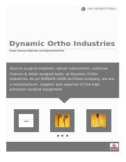 dynamic-ortho-industries