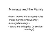 102-14 Marriage and the Family