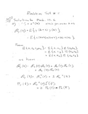 PROBLEM SET #5--ANOTHER SOLUTION TO PROB #10.6 PAGE 1 OF 2