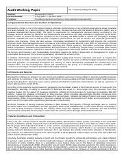 Engagement Letter Auditors Engagement Letter Deloitte The Board of