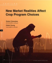New market realities affect crop choice