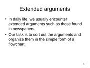Wk 3 Analysis of Arguments