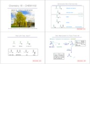 Chem1102L19_4pp CARBOXYLIC DERIVATIVES