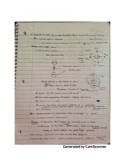Scientist notes