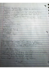The Body: Hormones and Internal Regulations (Student Written)
