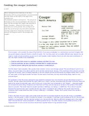 Feeding the cougar.pdf