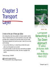 Transport_layer complete overview.ppt
