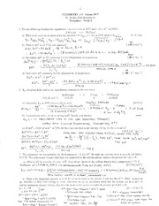 chem worksheet 4