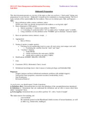 EECS317-PreparationGuide-Midterm2-Fall2014