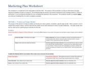 wgu mkt1 three year marketing plan Lesson plan 2 lesson plan 3 lesson plan 4 lesson plan 4 name: glenn m dickson wgu task the teacher will share information about montz's final year of.