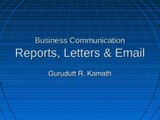 reports,letters