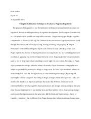 PSY 102- FUN PAPER 1.docx