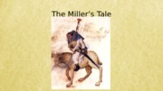 The Miller's Tale powerpoint (1)