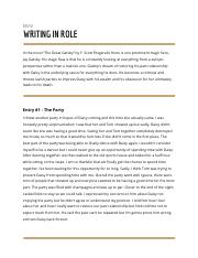 Writing in Role - Gatsby.pdf