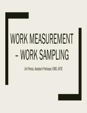 Work Measurement.pdf