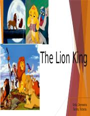The Lion King.pptx