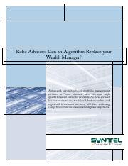 Robo Advisors - Can an Algorithm Replace your.pdf