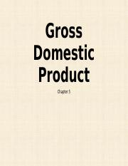Gross Domestic Product.ppt