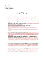 Supervision Ch. 5 questions.docx