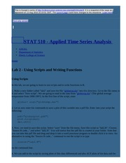 node9 Lab 2 - Using Scripts and Writing Functions   STAT 510 - Applied Time Series Analysis