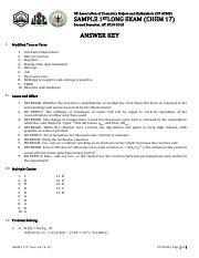 UP ACME Chem 17 LE1 Answer Key.pdf