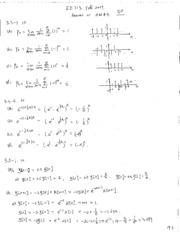 EE313 Fall 2009 HW_8  Answers
