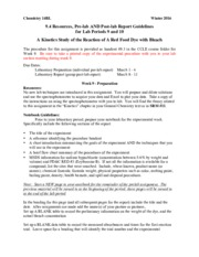 9.4 Kinetics of Red Food Dye  Resources and Prelab and Postlab Guidelines (3).pdf