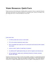 Water Resources.docx