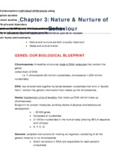 PSY 1102 - Chapter 3