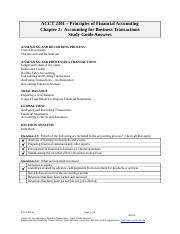 Study Guide 2A (04 pages) FMA6e Accounting for Business Transactions(1).doc