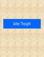 Aztec+thought+2015