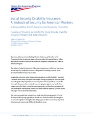 288382633-Social-Security-Disability-Insurance-A-Bedrock-of-Security-for-American-Workers